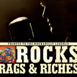 Booklet Soundtrack for CD4 Rock, Rags & Riches